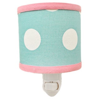My Baby Sam Pixie Baby Night Light in Aqua