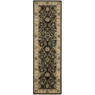 kathy ireland by Nourison Lumiere Onyx Rug (2'3 x 8')