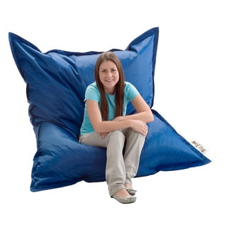 Big Joe Original Royal Blue Bean Bag
