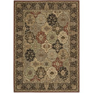 kathy ireland Home Lumiere Multicolor Rug (7'9 x 10'10)