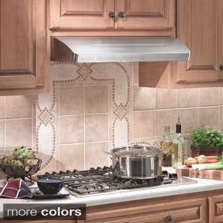 Broan E661 Elite Under Cabinet Professional Range Hood