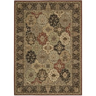 kathy ireland Home Lumiere Multicolor Rug (3'6 x 5'6)