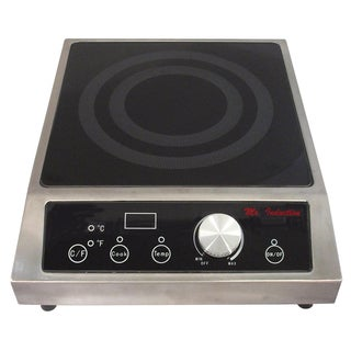 SPT 200-watt Countertop Commercial Induction Range