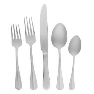 Wallace Baguette 18/10 65 Piece Flatware Set