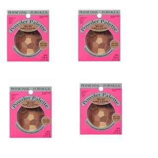 Physicians Formula 'Blushing Mocha' Multi-Colored Blush Powder Palette (Pack of 4)