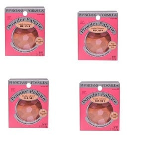 Physicians Formula 'Blushing Nude' Multi-Colored Blush Powder Palette (Pack of 4)