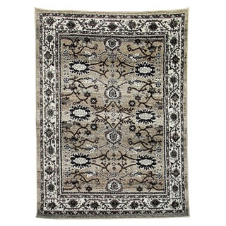 Lexington 436 Champaign Oriental Design Rug (5 x 7)
