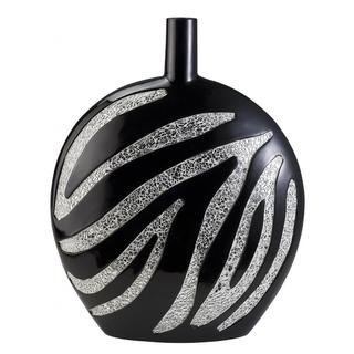 Judy Sha 18-inch Zebra Decorative Vase
