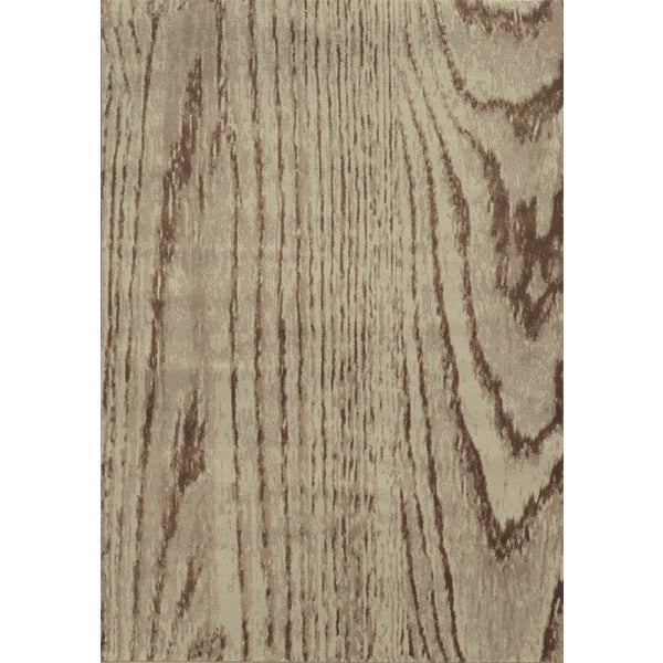 Wood Grain Stone Brown Rug 7 10 X 10 10 15727944