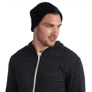 MUK LUKS Men's Knit Cable Cuff Hat