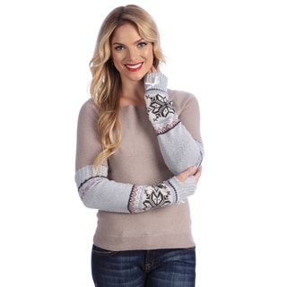 Muk Luks Snow Bunny Sleeve Arm Warmers