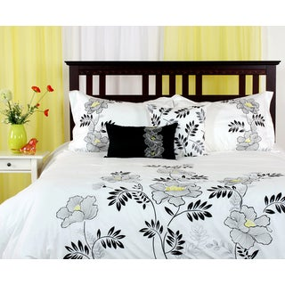 Posy 4-piece Duvet Cover Set