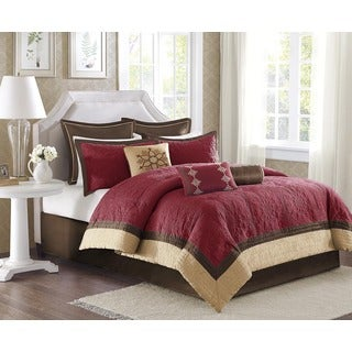 Madison Park Sydney 9-piece Comforter Set