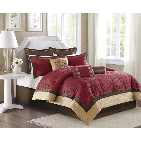 Madison Park Sydney 9-piece Comforter Set