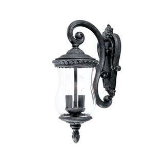 Bel Air Collection 2-light Stone Wall-mount Outdoor Light Fixture