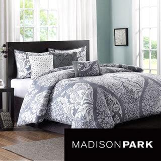 Madison Park Marcella 6-piece Duvet Cover Set