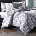 Madison Park Marcella 6-piece Duvet Cover Set