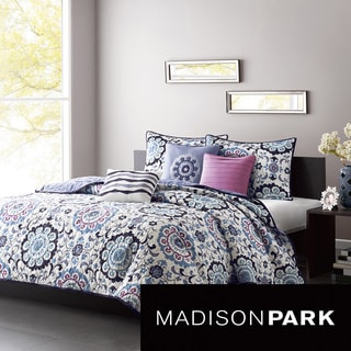 Madison Park Dorian 6-piece Coverlet Set
