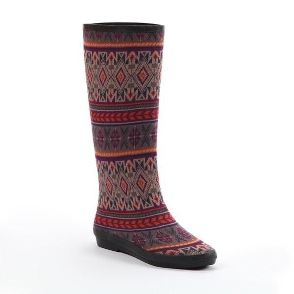 MUK LUKS Aubrie Rain Boot