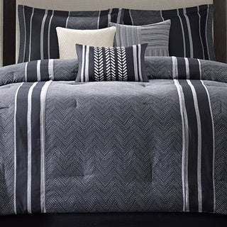Madison Park Beldon 7-piece Comforter Set