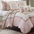 Madison Park Emilia Printed 6-piece Coverlet Set
