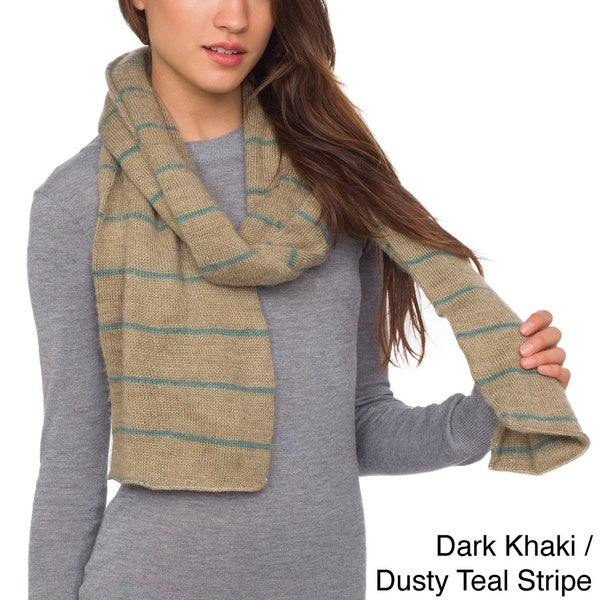 American Apparel Mohair Long Scarf