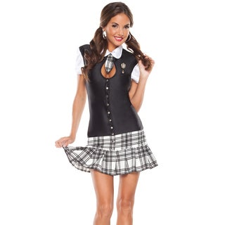 Masquerade MWomen's 3-piece School Girl Dress Set