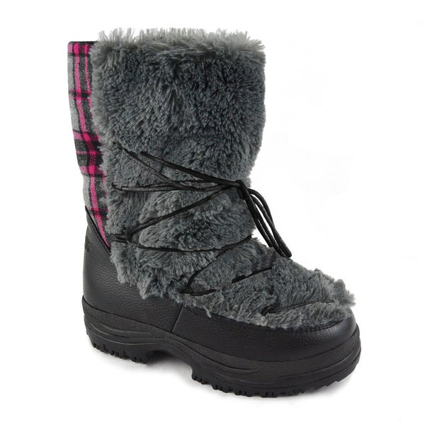 Muk Luks Alaska Short Snow Boot