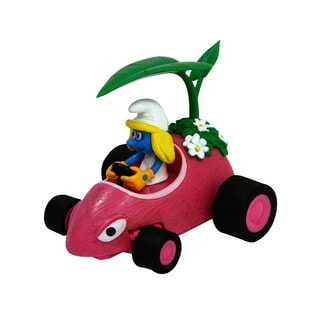 The Smurfs Smurfette Leaf Coupe RC Car