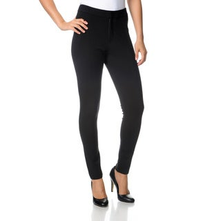 Chelsea & Theodore Women's Fashion Ponte Pants