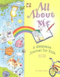 All About Me: A Keepsake Journal for Kids (Notebook / blank book)