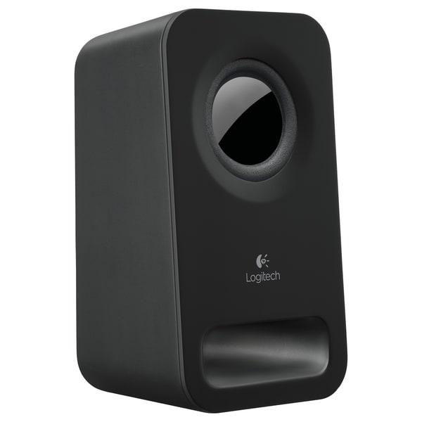 Logitech Z150 2.0 Speaker System - Midnight Black