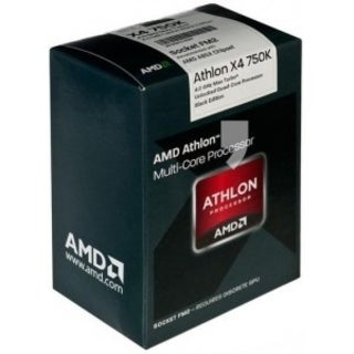 AMD Athlon II X4 750K Quad-core (4 Core) 3.40 GHz Processor - Socket
