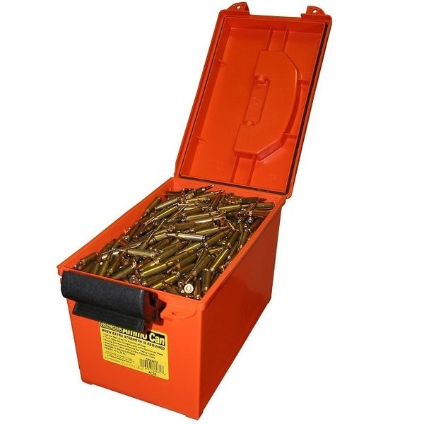MTM Heavy Duty Orange AC35 Ammo Can