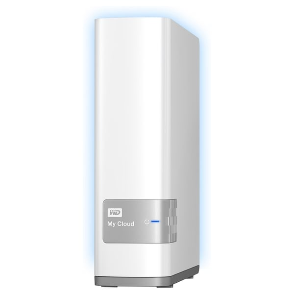 WD My Cloud 3TB personal cloud storage (NAS)
