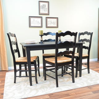 Chambery Dining Set (4 Chairs/1 Table)