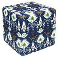 Blue Vision Outdoor Pouf Ottoman (India)