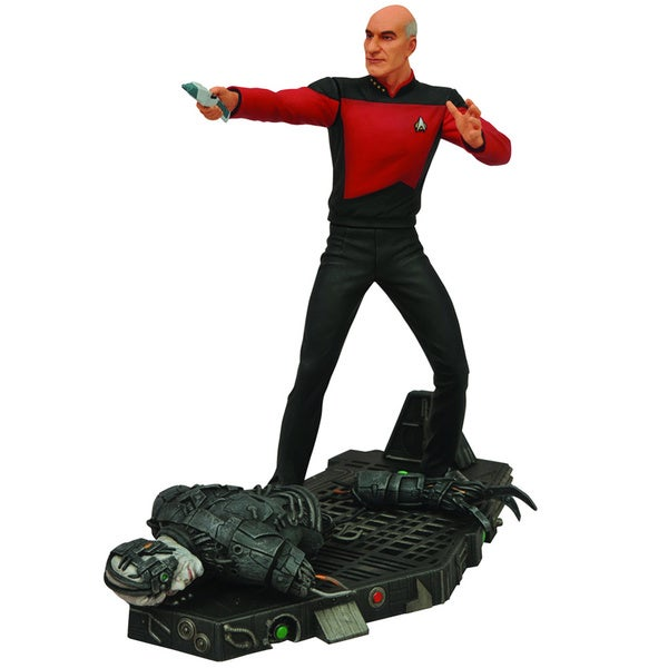 Select Picard Action Figure