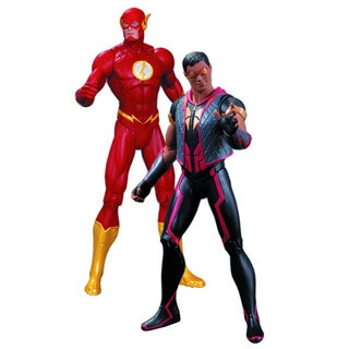 Flash vs. Vibe Action Figure (Pack of 2)