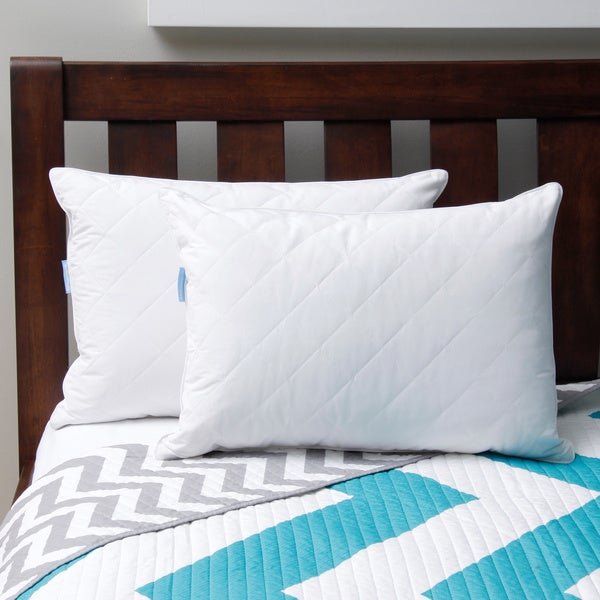 Sealy Posturepedic Feather and Down Pillow (Set of 2) (As Is Item)