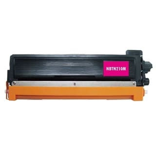 BasAcc Magenta Ink Cartridge Compatible with Brother TN210