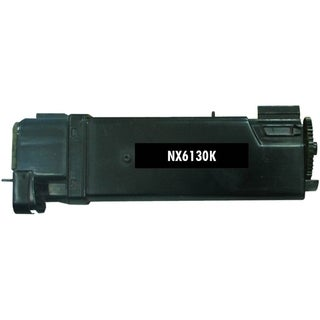 BasAcc Black Ink Cartridge Compatible with Xerox Phaser 6130