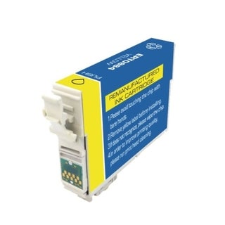 Epson-Compatible T088420 Yellow Cartridge (Remanufactured)