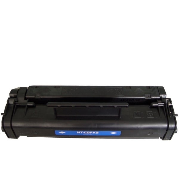 INSTEN Black Ink Cartridge for Canon FX3