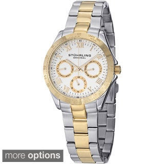 Stuhrling Original Lady Regal Swiss Quartz Bracelet Watch