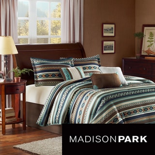 Madison Park Harley 7-piece Comforter Set