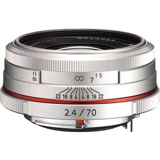 Pentax DA Limited 70 mm f/2.4 Medium Telephoto Lens for Pentax KAF
