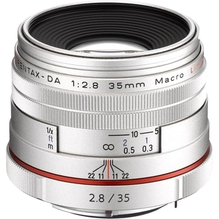 Pentax DA Limited 35 mm f/2.8 Macro Lens for Pentax KAF