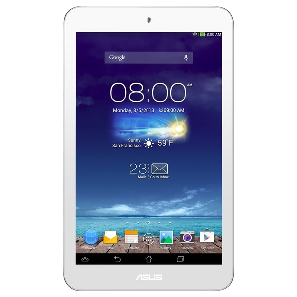 Asus MeMO Pad 8 ME180A-A1-WH 16 GB Tablet - 8