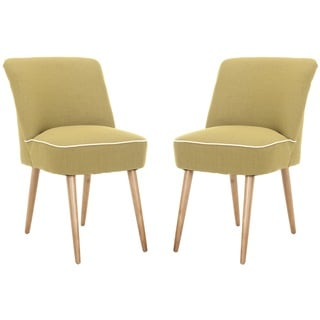 Otis Sweet Pea Green Dining Chair (Set of 2)